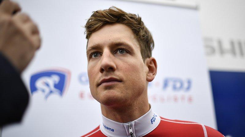 Cyclisme - Tour de Suisse virtuel: nouveau succès de Stefan Küng après une belle lutte