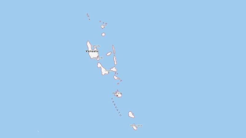 Le Vanuatu balayé à plus de 230 km/h par le cyclone Harold