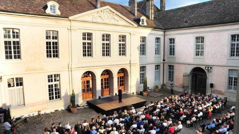 Madame de Staël attendra avant de fêter les 10 ans de son festival