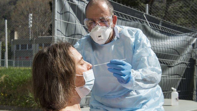 Le canton de Genève veut ainsi démocratiser les tests de dépistage.