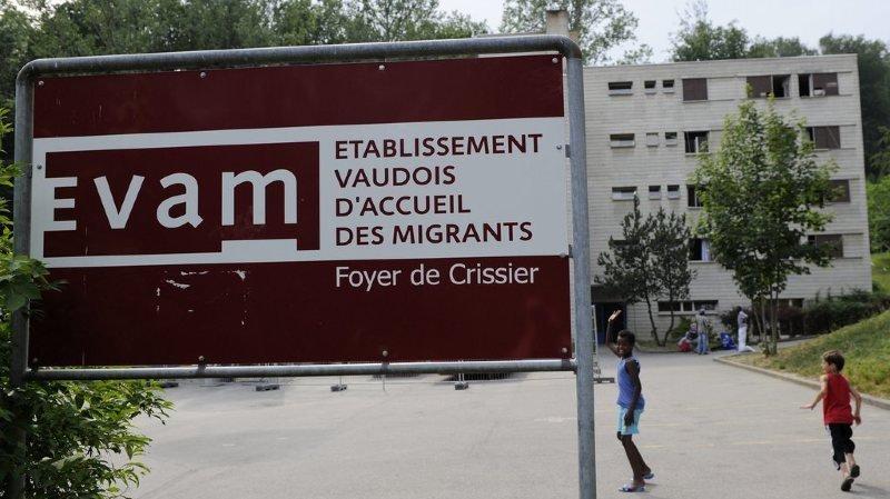 Les locaux de l'evam à Crissier ont été jugés insalubres par la commission de gestion du canton de Vaud.