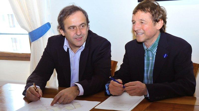 Cela fait déjà dix ans que l'UEFA a repris le centre sportif de Colovray