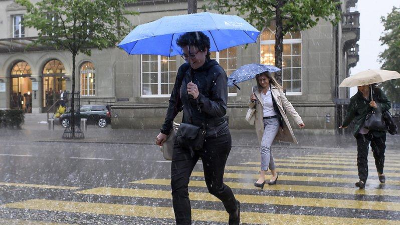Les pluies ont mis fin à la sécheresse, mais la chaleur va arriver