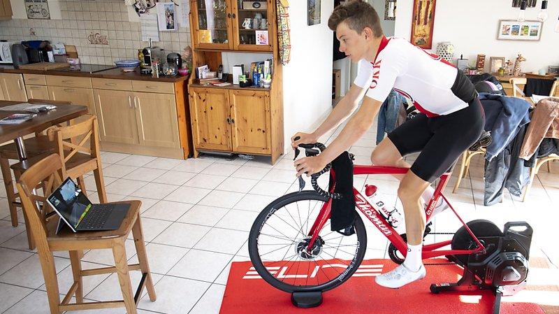 Cyclisme – Tour de Suisse virtuel: les coureurs devront quand même suer