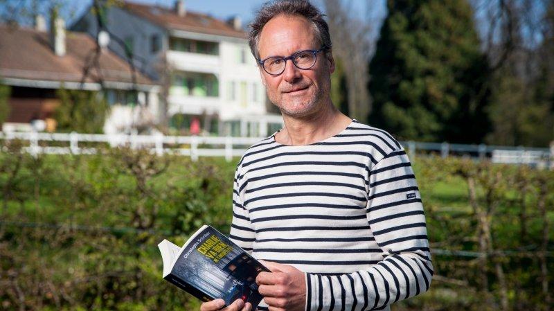 Bogis-Bossey: autoédité, son polar cartonne
