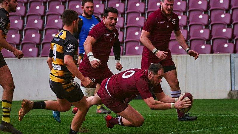 Le Servette Rugby Club poursuit son ascension