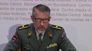 Coronavirus: l'armée va adapter son engagement à la baisse