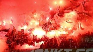 Les fans romands s'unissent contre la reprise des championnats de football