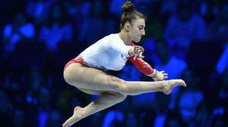 Gymnastique: la tessinoise Ilaria Käslin met fin à sa carrière