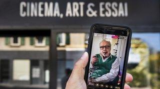Jean-Luc Godard passe de la caméra à Instagram pour l'ECAL
