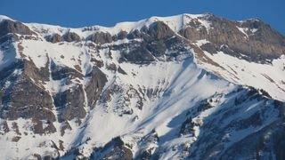 Glaris: un randonneur fait une chute de 300 mètres et se blesse grièvement