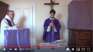 Pour fêter Pâques, les Eglises de la région se sont adaptées