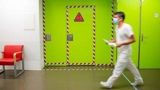 Après la vague Covid, l'hôpital de Nyon renoue avec la normalité