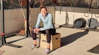 Lea Sprunger: «C'est tentant d'aller ouvrir le frigo tout le temps»
