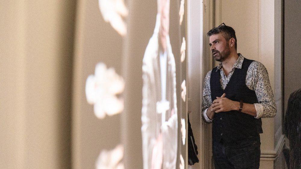 Avec le numérique, Antonio Rodriguez souhaite rendre la poésie plus accessible.