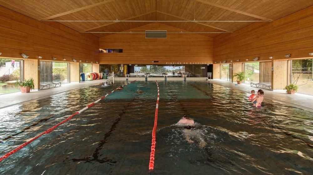 Les utilisateurs de la piscine de Bassins pourront continuer de s'y rendre.