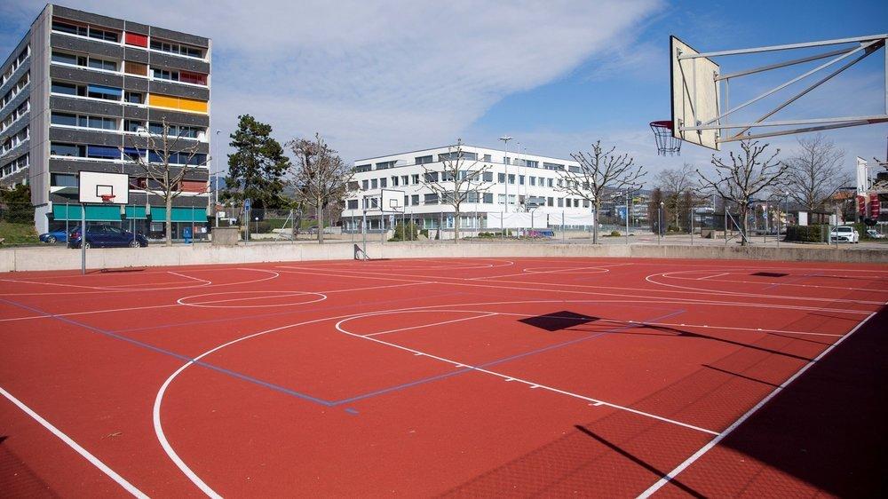 À Gland comme ailleurs, les terrains de sport sont restés inaccessibles durant plusieurs semaines.
