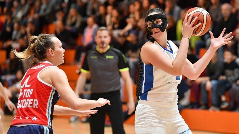 """Top Scorer"" du Nyon Basket Féminin cette saison, Shannon Coffee sera de retour au Rocher."