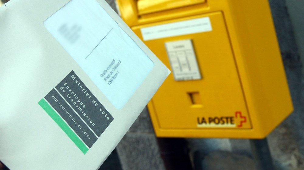 Ces élections complémentaires se dérouleront entièrement par correspondance (photo d'illustration).