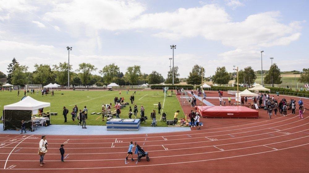 Le Centre sportif de Colovray n'est pas prêt d'être pris d'assaut.
