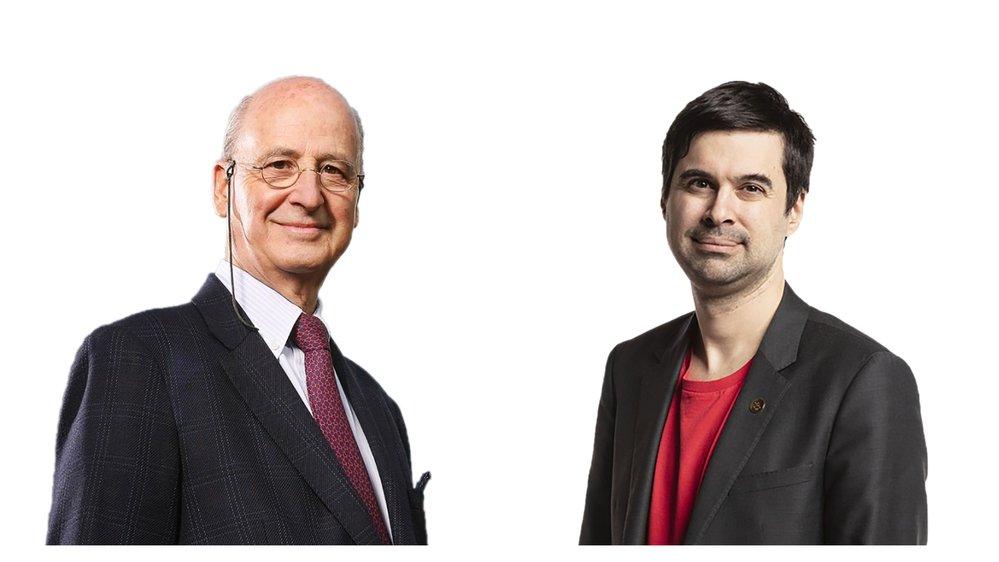 Stéphane Garelli et Samuel Bendahan décryptent ce que devrait être le monde économique après la crise.