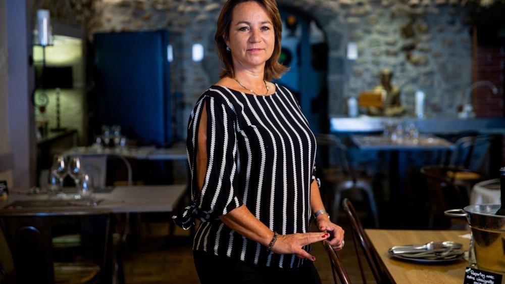 Nicoline Anjema Robin estime à 300 000 francs le manque à gagner essuyé durant les deux mois de fermeture.
