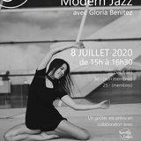 Stage de Jazz enfants - Gloria Benitez