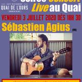 Les Live au Quai - Soirée concert
