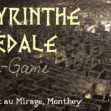 Le Labyrinthe de Dédale | Le Mirage, Monthey