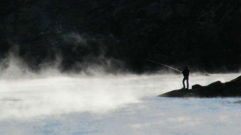 2ème journée de pêche au Col du Gd-St-Bernard