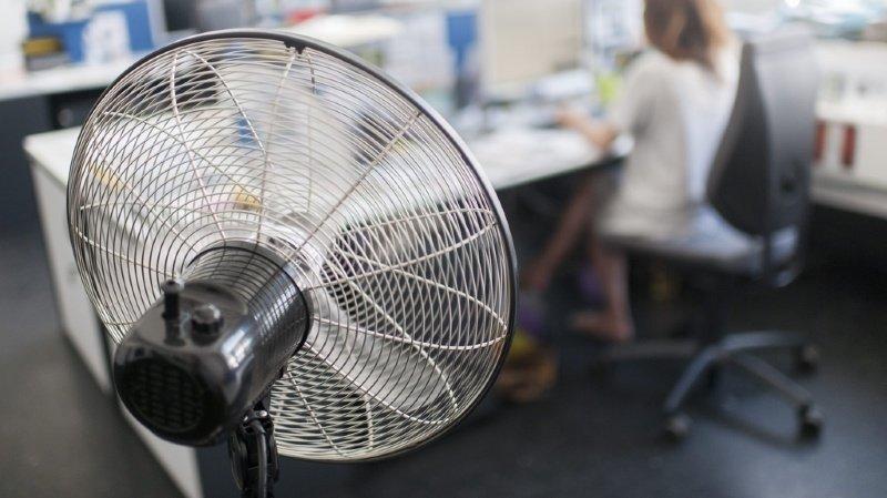 Coronavirus: faut-il éviter les ventilateurs pendant l'épidémie?
