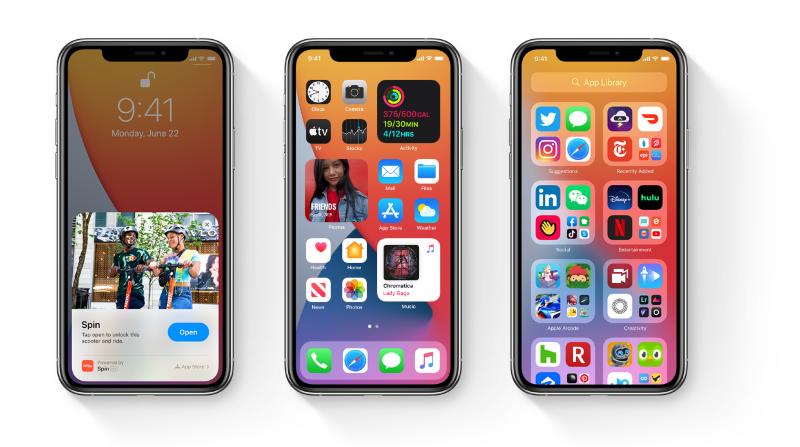 iOS 14: votre iPhone vous préviendra si vous utilisez un mot de passe qui est risqué