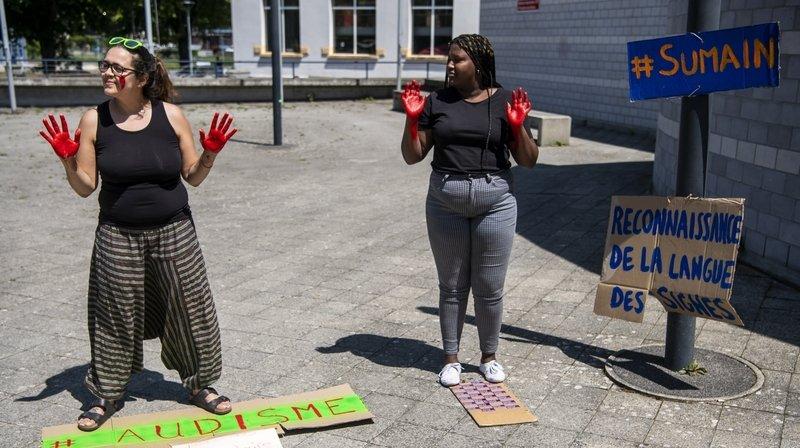 Vaud: pour des informations officielles en langue des signes