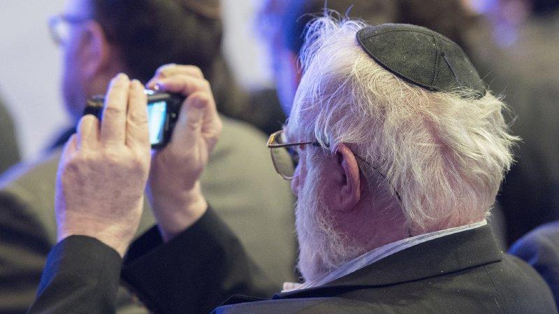 Le harcèlement, la discrimination et la peur font partie de la vie quotidienne de nombreuses personnes de confession juive. (illustration)