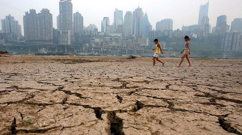 Climat: des décennies avant de voir baisser les températures