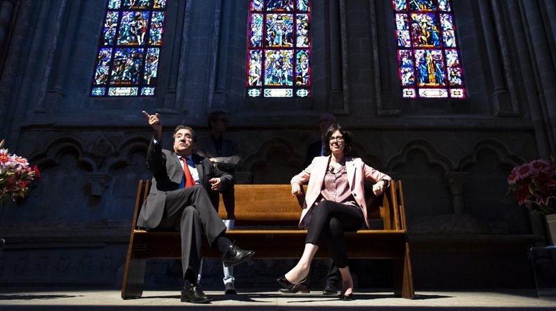 La cathédrale de Lausanne aura de nouveaux bancs en 2022