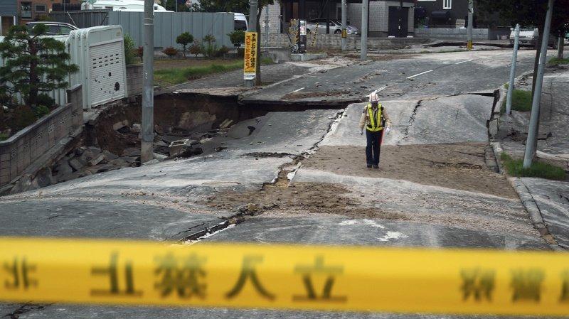 Deux séismes secouent le Japon et la Nouvelle-Zélande à quelques heures d'intervalle