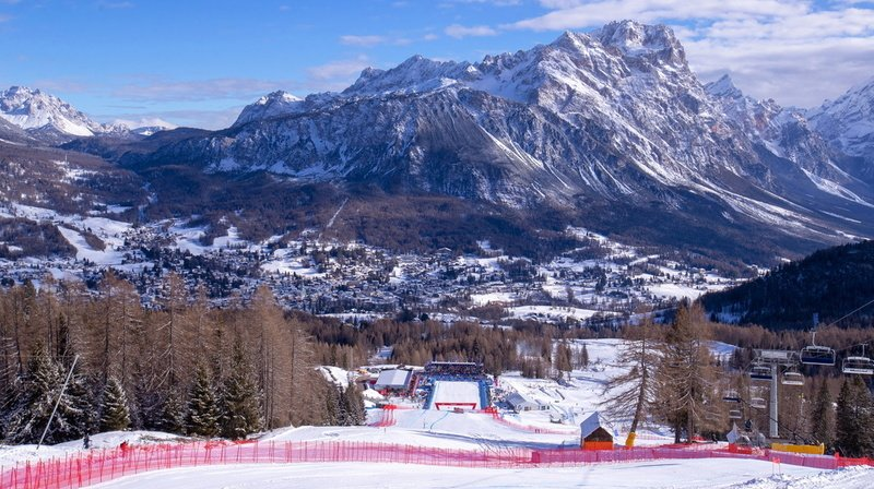 Les Mondiaux de Cortina d'Ampezzo sont censés se dérouler du 8 au 21 février 2021. (Archives)