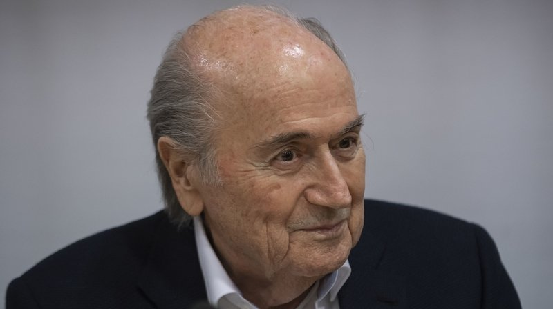 Sepp Blatter: «Gianni Infantino est devenu mégalomane»