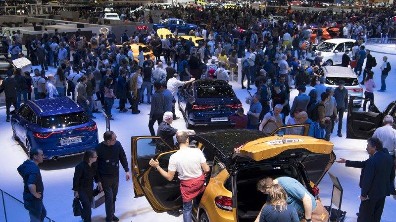 Le Salon de l'automobile de Genève est un rendez-vous majeur du secteur.