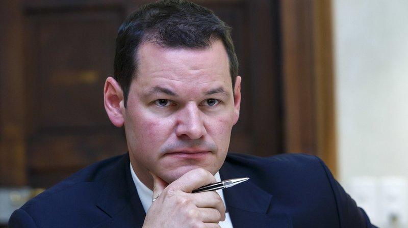 Affaire Maudet: le conseiller d'Etat convoqué par le comité directeur du PLR Genève