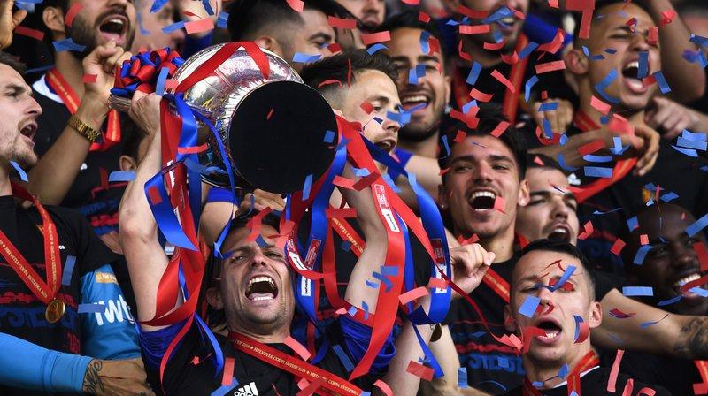 Bâle a remporté l'an dernier le trophée. (Archives)
