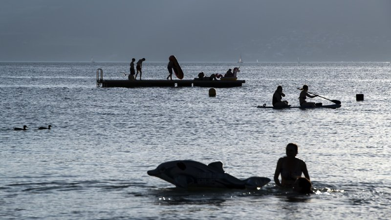 La Suisse a enregistré 49 noyades fatales en 2019