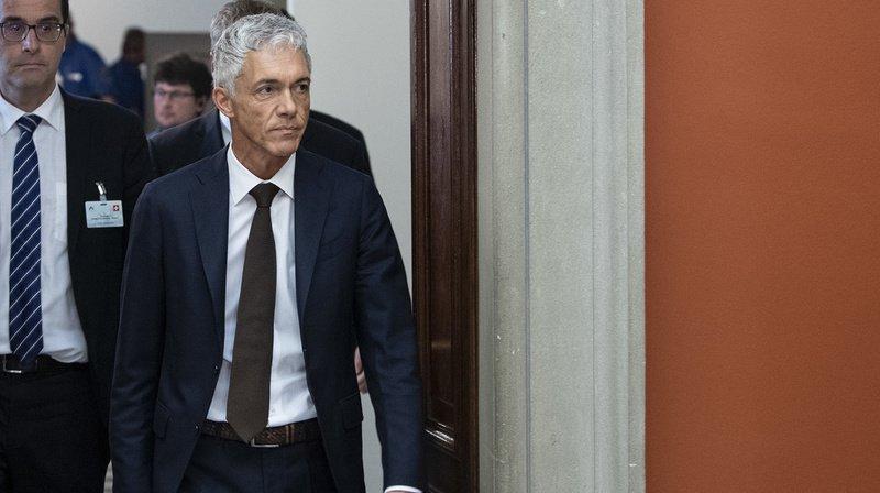 Affaire Lauber: nouvel appel à un procureur général extraordinaire