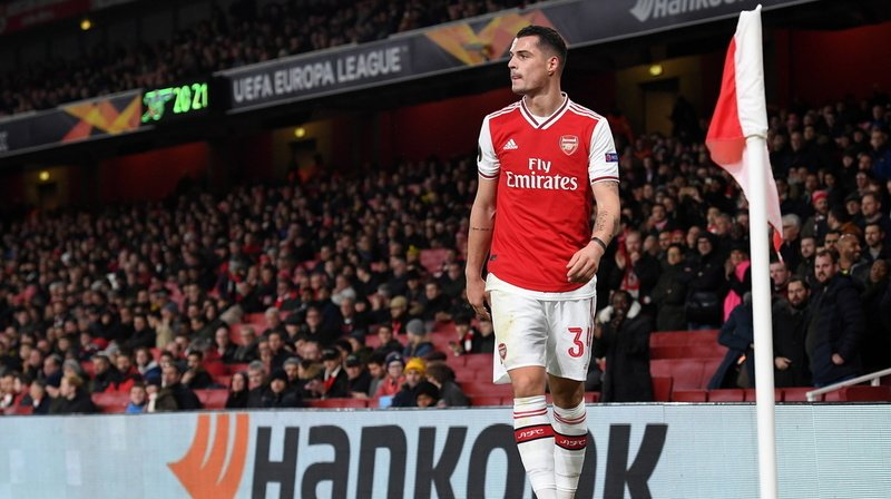 Football – Coupe d'Angleterre: Xhaka et Arsenal en demi-finales, Schär éliminé