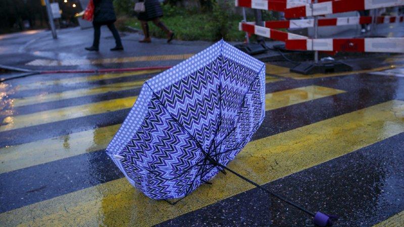 Météo: après un temps estival, le froid et la pluie feront leur retour jeudi