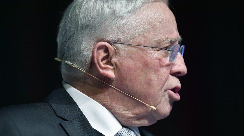 Tout ancien conseiller fédéral a droit à une rente, a déclaré Christoph Blocher vendredi à plusieurs médias, CH Media en premier lieu. (archives)