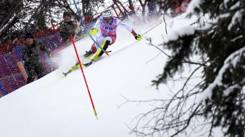 Le conflit entre le comité d'organisation des courses du Lauberhorn à Wengen et Swiss-Ski est encore monté d'un cran. (illustration)