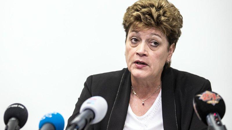 Silvia Steiner veut intervenir auprès du Conseil fédéral. (Archives)