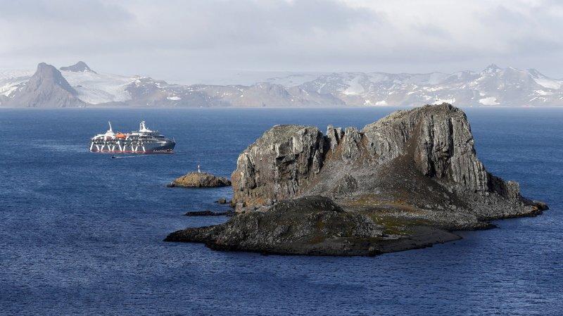 Environnement: du microplastique dans l'écosystème terrestre de l'Antarctique